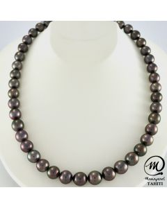 Tahitian Pearl Necklace Choker on ManaGirl