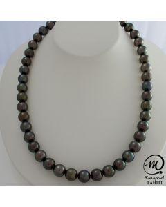 Beautiful Tahitian Pearl Necklace Choker
