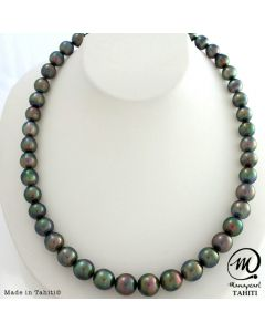 Tahitian Pearl Necklace Choker