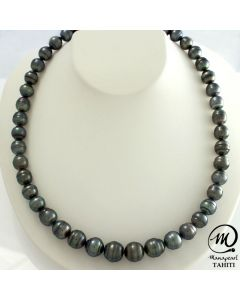 Tahitian Pearl Necklace Choker
