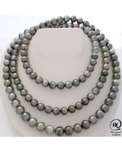 Tahitian Pearl Very Long Necklace