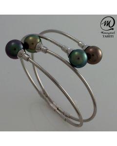 Tahitian Pearl Gold 18K Bracelet