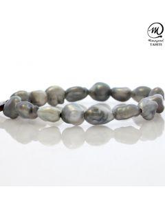 Tahitian Pearl Keshi bracelet