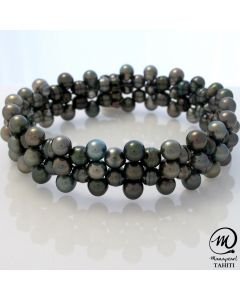 Tahitian Pearl Necklace VAHINE by MANAPEARL